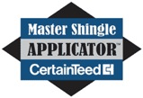 Certainteed Certified Master Shingle Applicators