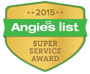 Angie's List Super Service Award Winner 2006-2014