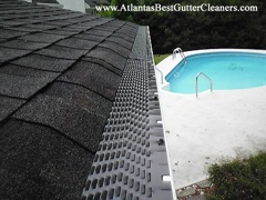 Norcross's Best Gutter Cleaners only installs quality no-clog covers.