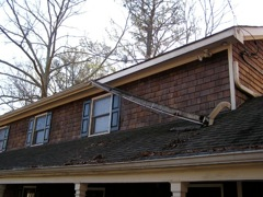 Norcross's Best Gutter Cleaners also installs gutters.