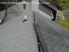 Norcross's Best Gutter Cleaners' Certainteed Certified roofers can install or replace your ridge vents.